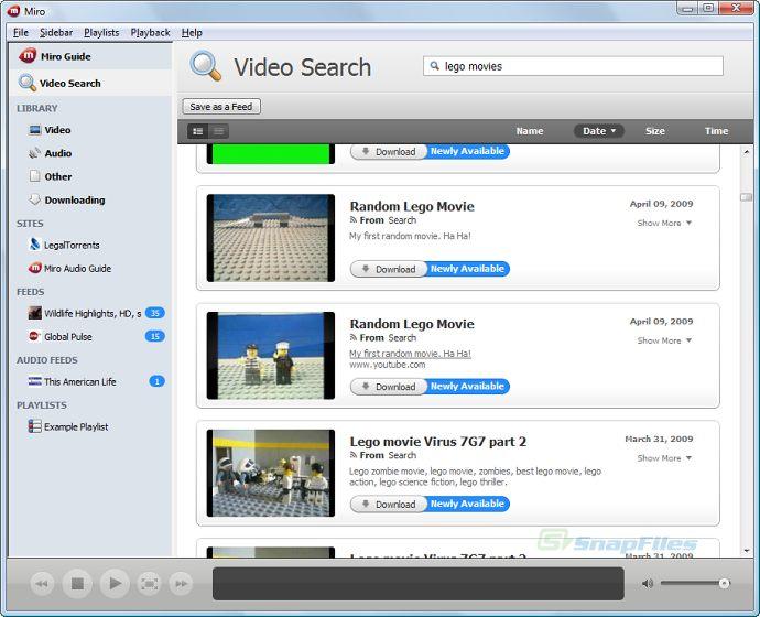 Screenshot af Miro für Mac