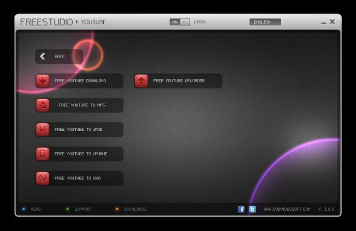 Screenshot af Free Studio