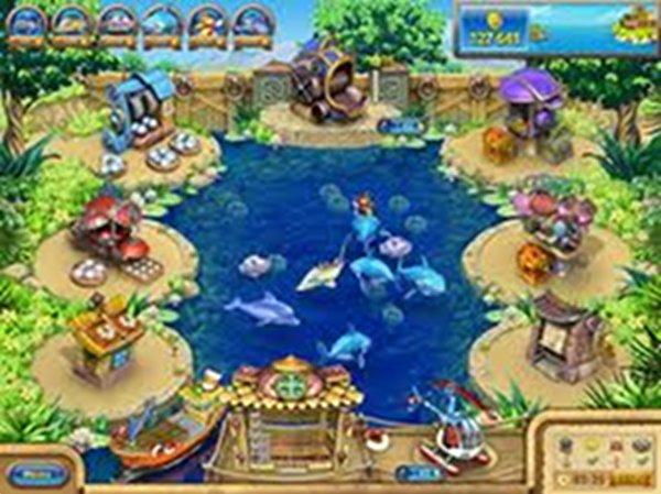 Screenshot von Farm Frenzy Gone Fishing!