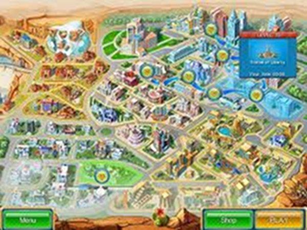 Screenshot af Hotel Mogul Las Vegas