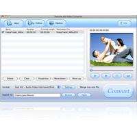 Screenshot af Pavtube HD Video Converter for Mac