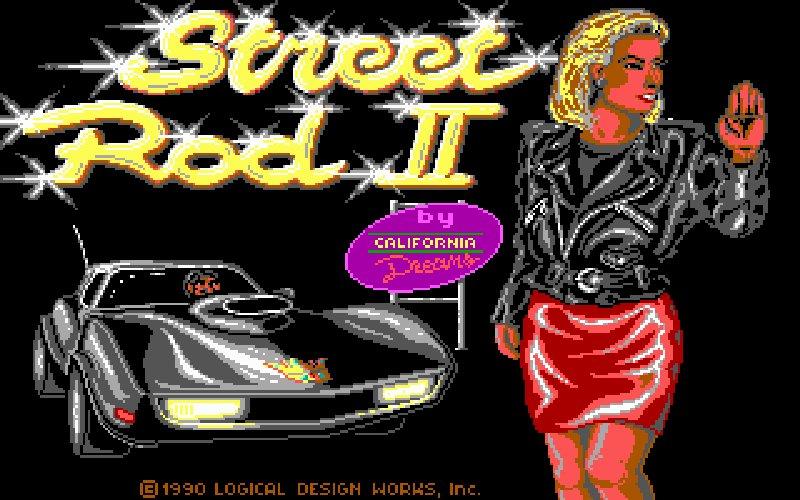 Screenshot af Street Rod II The Next Generation