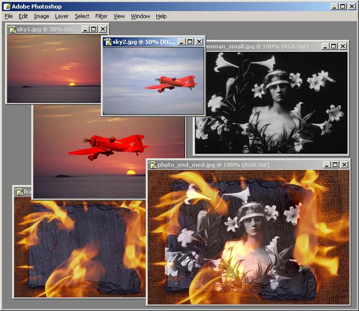 Screenshot af AKVIS Chameleon
