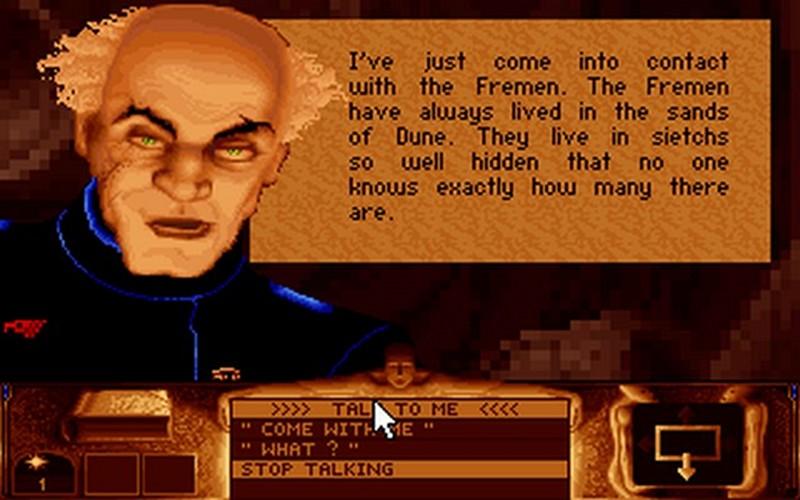 Screenshot af Dune