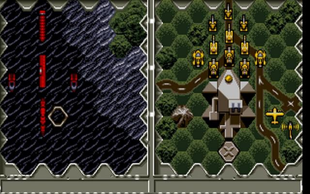 Screenshot af Battle Isle