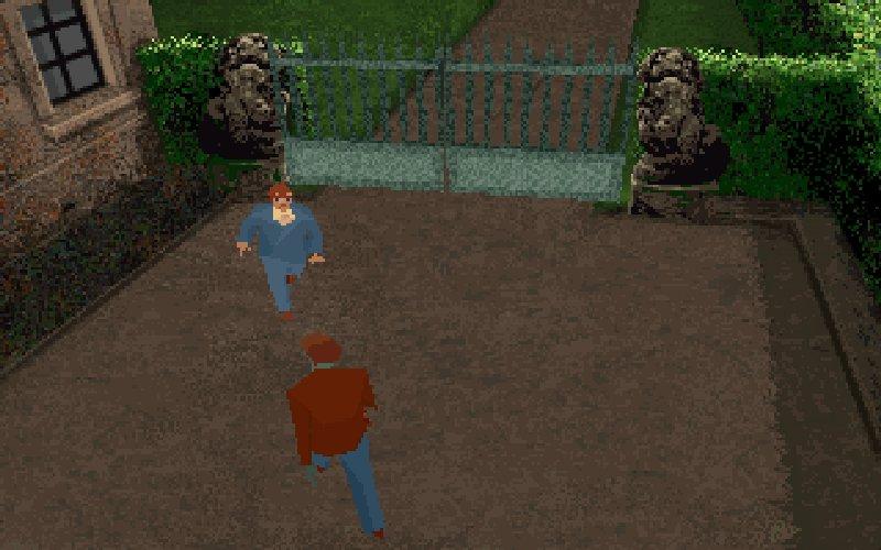 Screenshot af Alone in the Dark 2