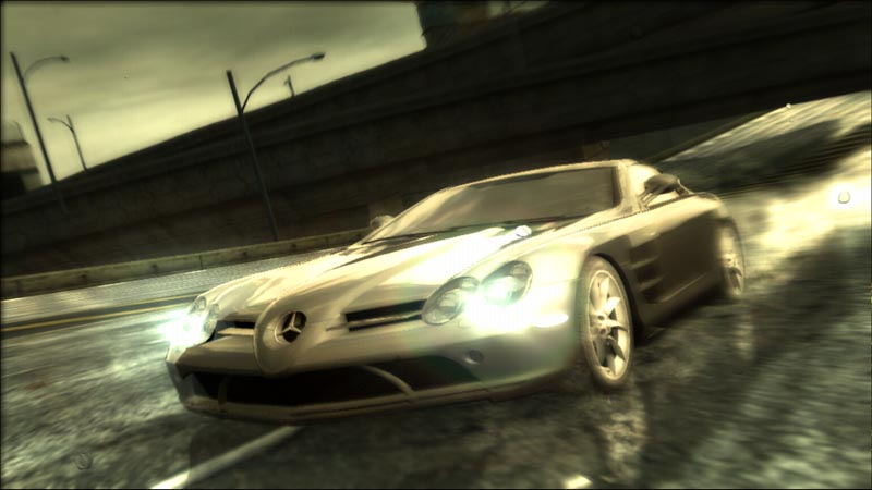 Screenshot af Need for Speed: Most Wanted